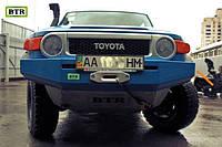 Силовой бампер для Toyota FJ Cruiser