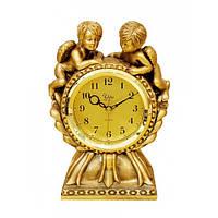Каминные часы фигурами Ангелов Jibo 5212