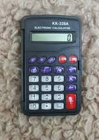 Калькулятор мини 568А. 24 кнопки. черный. размеры 99*61*15см. BOX