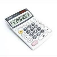 Калькулятор офисный мини 800A. 27 кнопок. белый. размеры 14311325 мм. Box