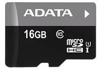 Карта памяти Adata microSDHC 16GB класс 10 UHS-I