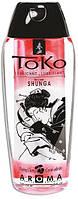 Shunga - Лубрикант TOKO Aroma Lubricant Blazing Cherry,165мл (T276400)