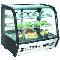 Настольная витрина  RTW 120 FROSTY (холодильная кондитерская)