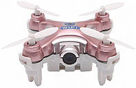 Квадрокоптер Cheerson CX-10W Pink