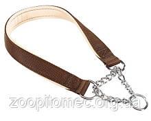 DAYTONA CSS15/45 BROWN нашийник з металевим ланцюжком для собак Ferplast