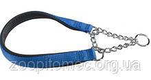 DAYTONA CSS15/45 BLUE нашийник з металевим ланцюжком для собак Ferplast