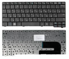 Клавиатура для нетбука Samsung N148, N150, N100, N128, N145, N143, NB30, NB20 черная . Оригинальная