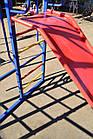 Спортивний дитячий комплекс для вулиці з гіркою, фото 8