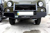 Силовой бампер для УАЗ