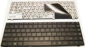 Клавиатура для ноутбуков HP Compaq 320, 321, 326, 420 черная RU/US