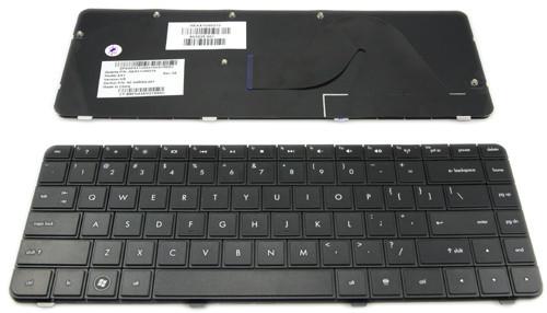 Клавиатура для ноутбуков HP Compaq Presario CQ42 черная UA/RU/US