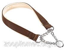 DAYTONA CSS20/50 BROWN нашийник з металевим ланцюжком для собак Ferplast