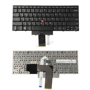 Клавиатура для ноутбуков Lenovo ThinkPad E320, E325, E420, E425 Series черная RU/US
