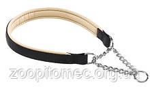 DAYTONA CSS20/50 BLACK ошейник с металлической цепочкой для собак Ferplast