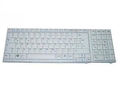 Клавиатура для ноутбуков LG R710 светло-серая RU/US