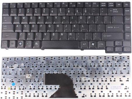 Клавиатура для ноутбуков Toshiba Satellite A200-M11 series серая UA/RU/US