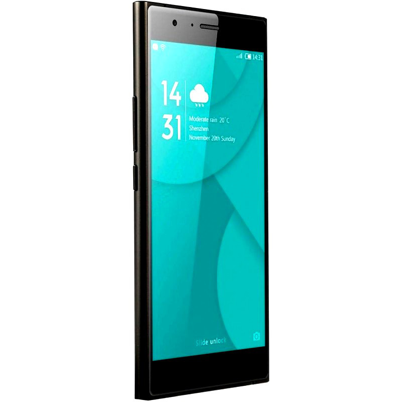 Смартфон Doogee Y300 2/32Gb Black 4G