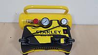 Компрессор безмасляный, Stanley 5L давление 8 Бар (новый)