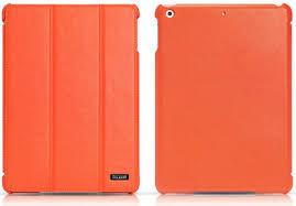 Книга-чехол iCarer для iPad Air Ultra-thin Genuine RID501 черный