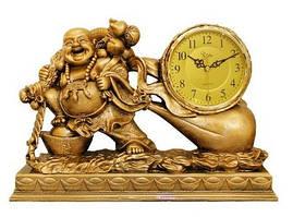 Камінний годинник Хоттей Jibo 5609