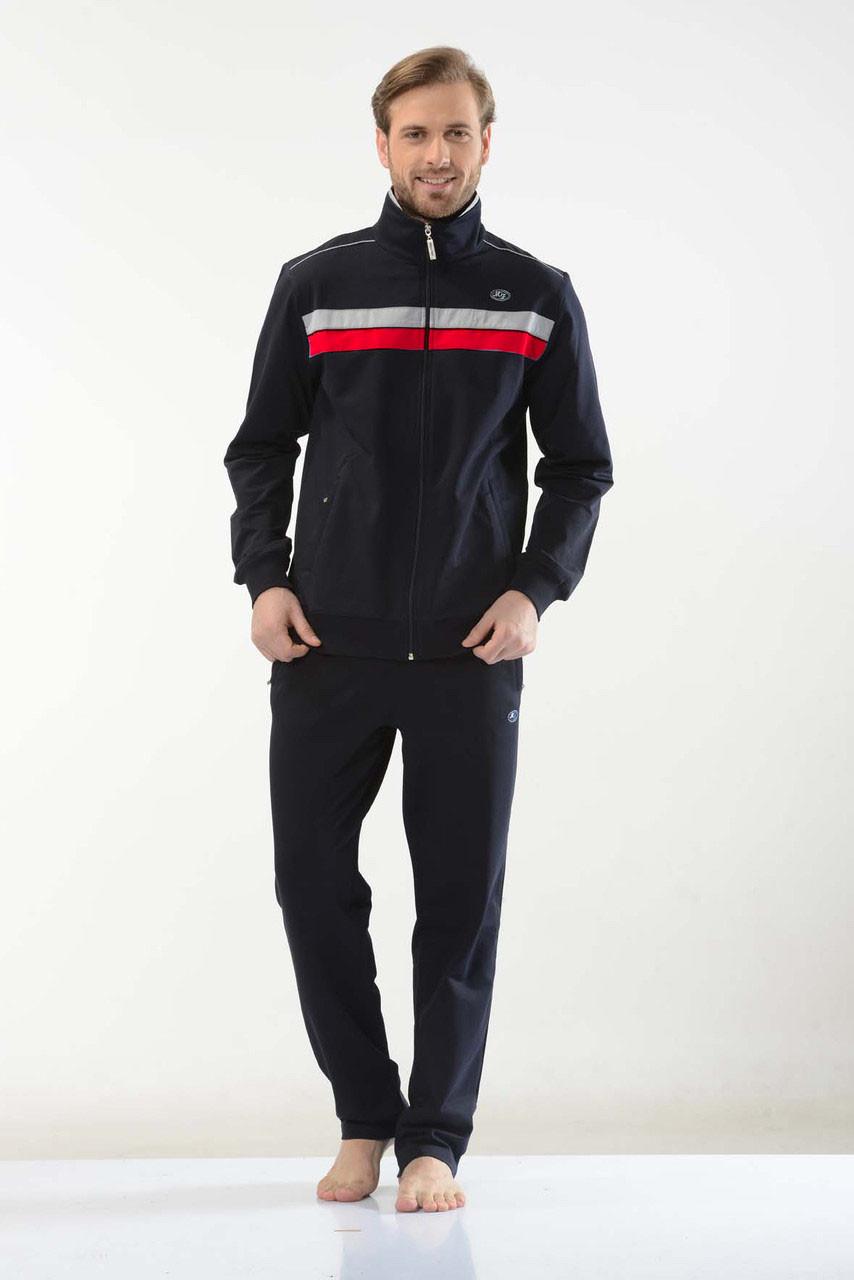 Трикотажный мужской спортивный костюм пр-во Турция FM115954