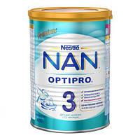 Смесь молочная NAN 3 Nestle 400 г