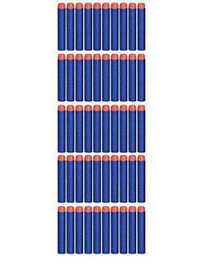 Набор из 50 стрел (мягкие пули)для игрушечного оружия Nerf N-Strike Elite