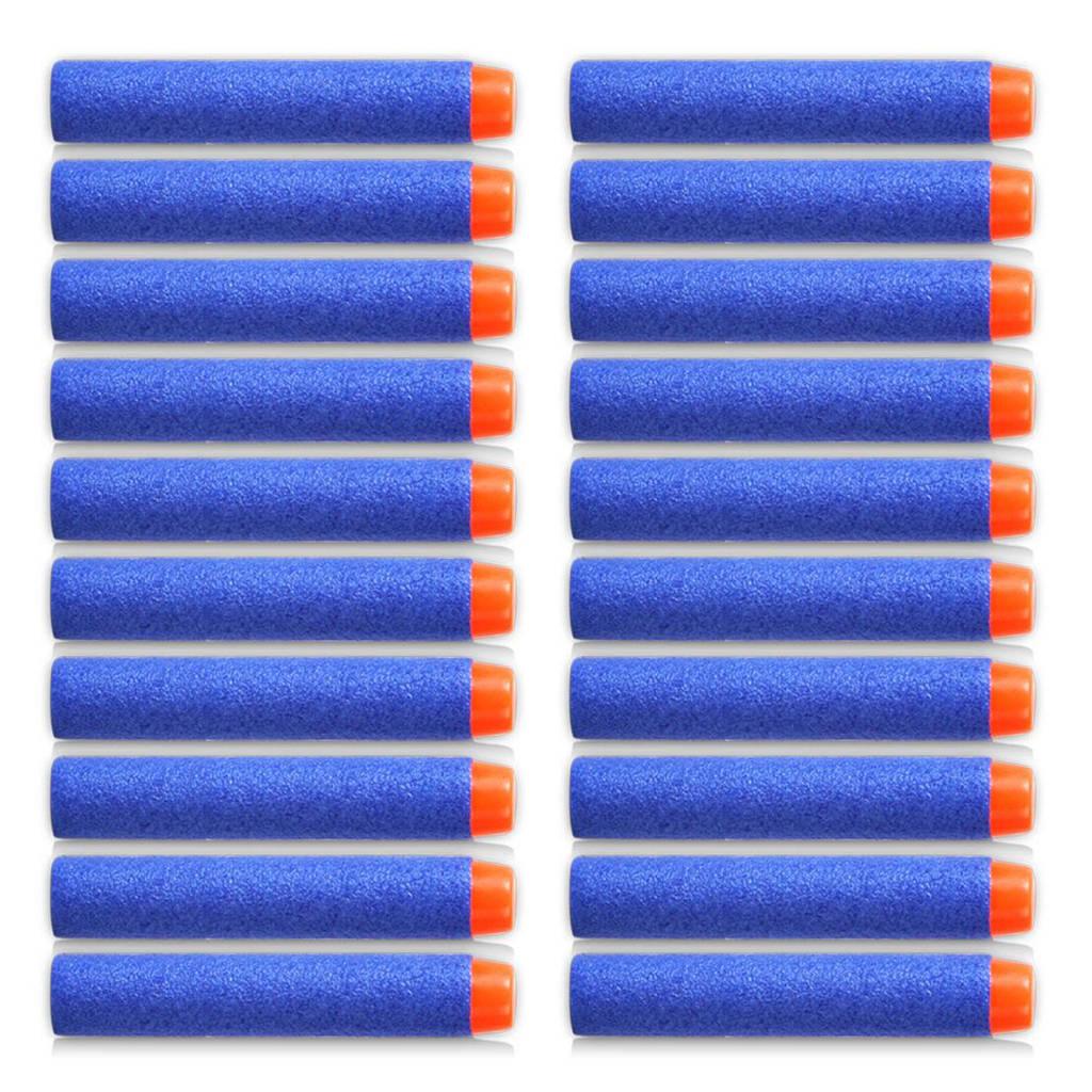 Набор из 20 стрел (мягкие пули) для игрушечного оружия Nerf N-Strike Elite