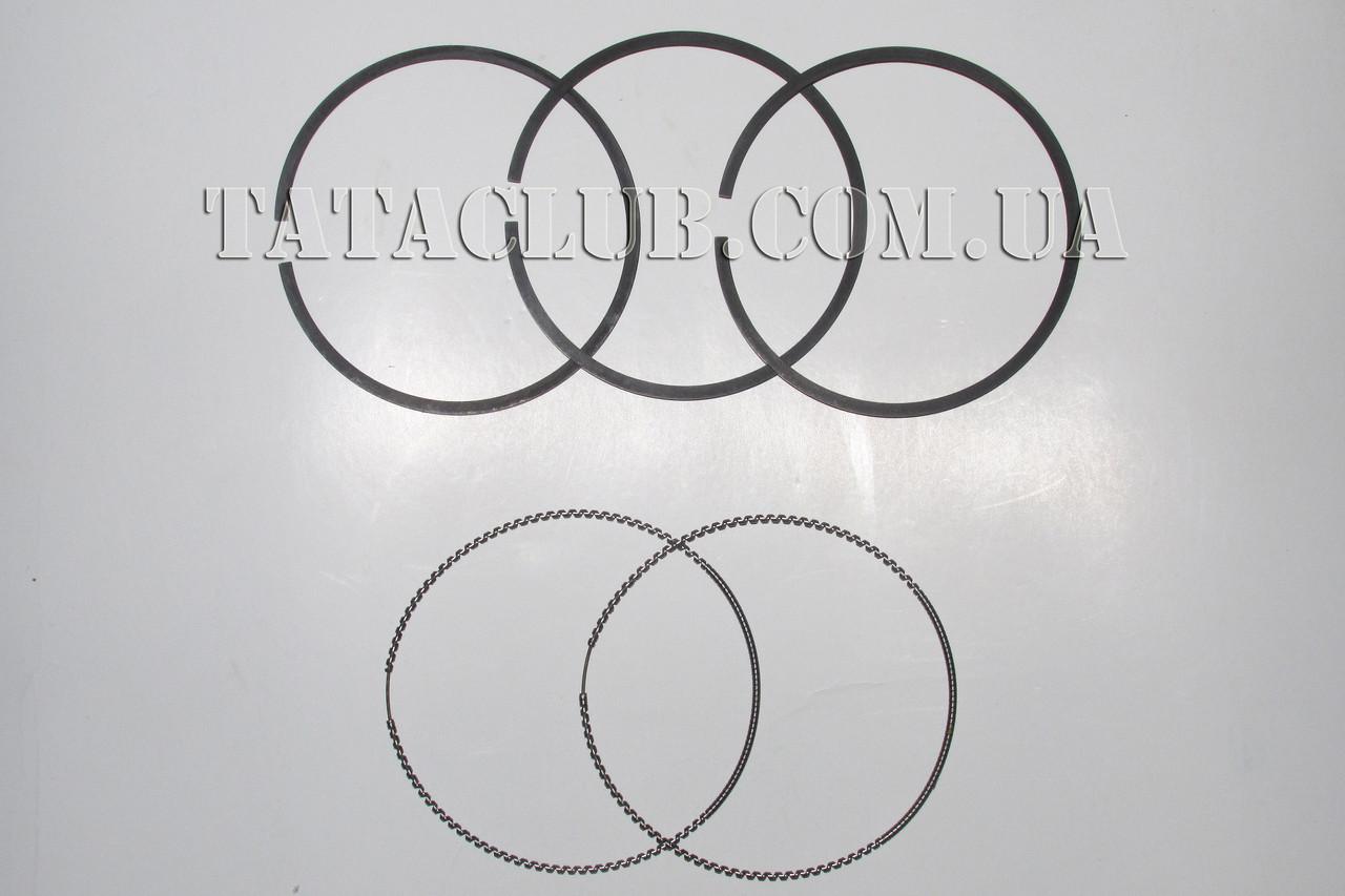 Кольца поршневые 4mm, км-т (ST) (613 EIII) TATA Motors