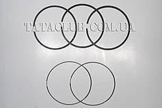 Кільця поршневі 4mm, км-т (ST) (613 EIII) TATA Motors