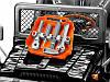 Детский Электромобиль Peg Perego Gaucho Rock'in 12V, мощность 480W, черно-оранжевый, фото 3