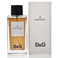 Мужские - Dolce & Gabbana Anthology 4 L`Empereur EDT 100 ml