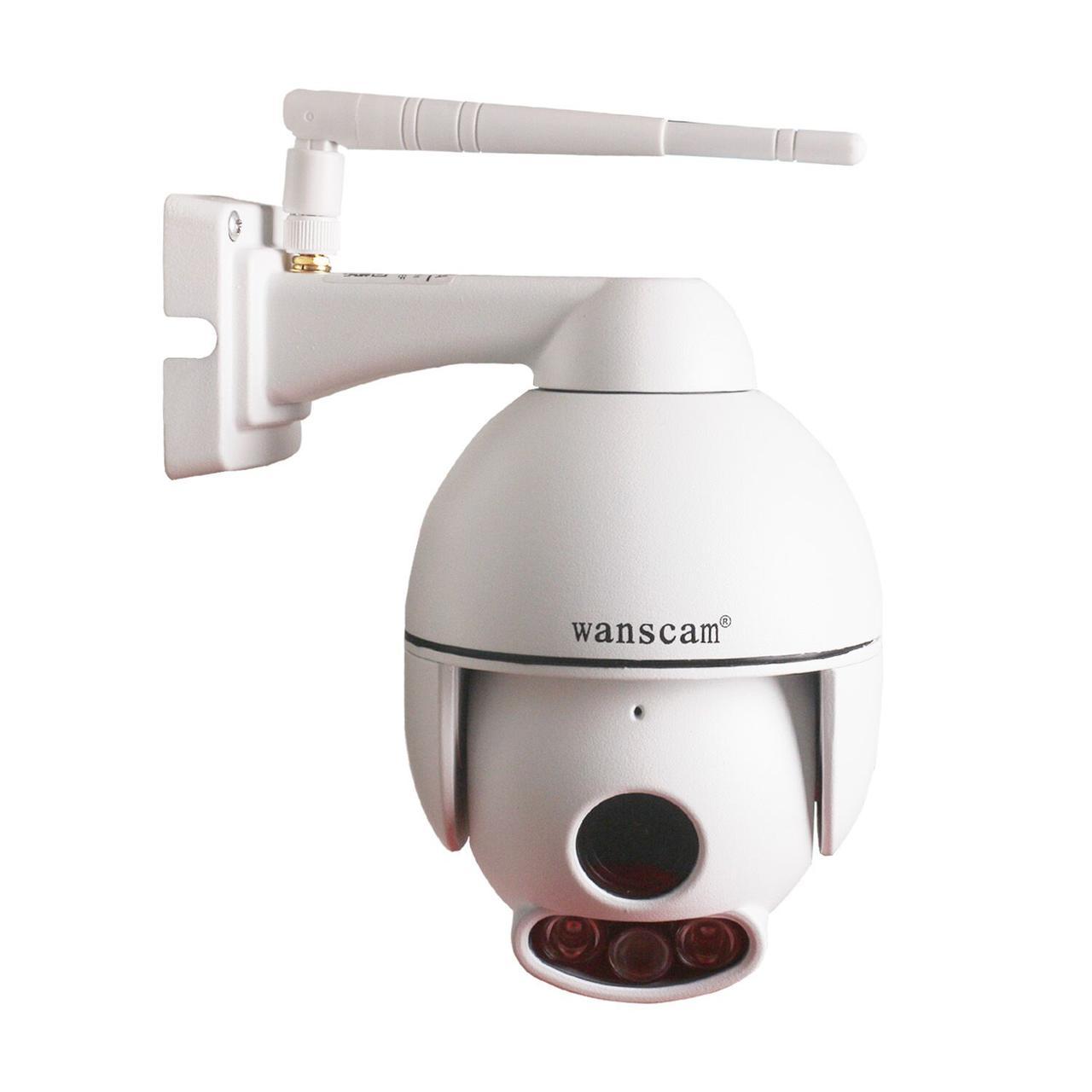 Наружная поворотная WiFi камера Wanscam HW0054 2 MP Full HD 1920*1080