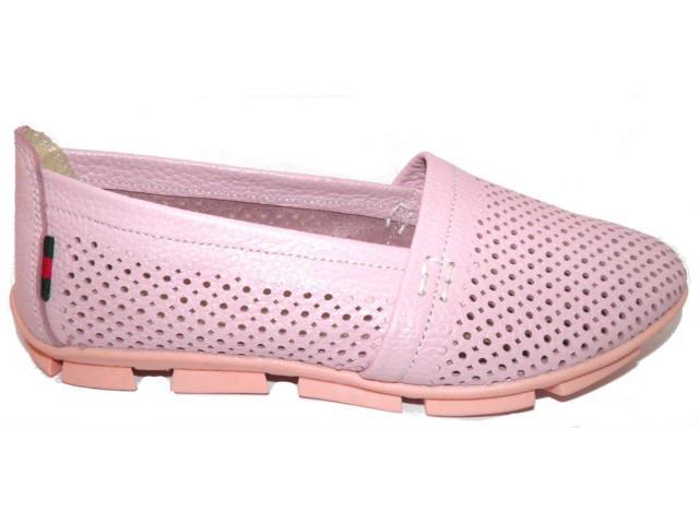 Туфли * Angelina МКП розовый*13255