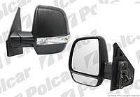 Зеркало левое механич черн FIAT Doblo 10- не оригинал