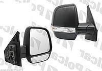 Зеркало правое механич черн FIAT Doblo 10- не оригинал