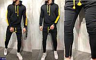Спортивный костюм T-6609 (46, 48, 50, 52) — купить Мужская одежда оптом и в розницу в одессе 7км