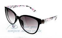 Очки женские для зрения, с диоптриями +/-, солнцезащитные. Код:1106