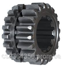 Шестерня МТЗ  70-1701196  1 ступ. редуктора