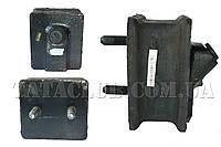 Подушка (опора) двс передняя TATA Motors / ASSY. ENGINE MTG. PAD FRONT