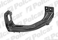Панель передняя (окуляр левый)  FIAT Doblo 10- не оригинал