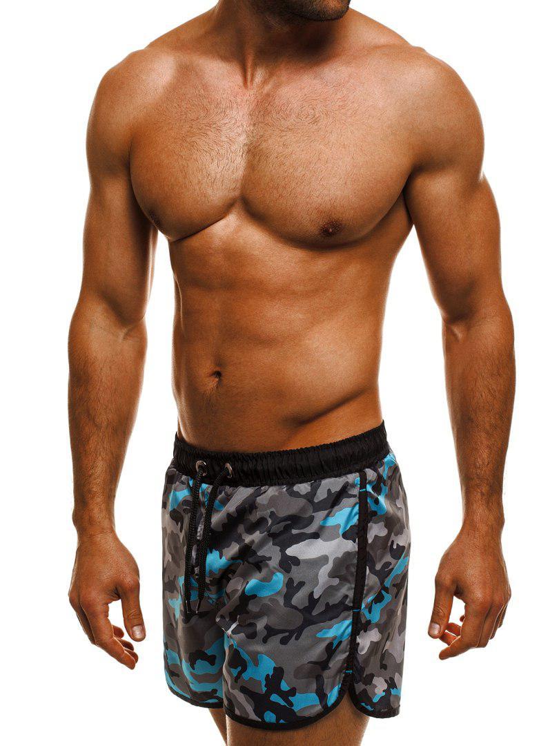 Мужские шорты Athletic камуфляж
