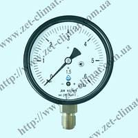 Напоромер ДН 05100 для газа (диапазон измерения от 0 до 2,5 кПа) класс точности 1,5