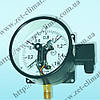 Манометр ДМ 05160 Сг сигнализирующий (диапазон измерения от 0 до 1,0 МПа) класс точности 1,5