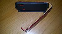 Чехол-флип для Samsung S5282 красный