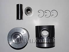 Поршень двз,км-т (ST. 4 mm) (613 EII) TATA Motors / SET OF BARE PISTON STD