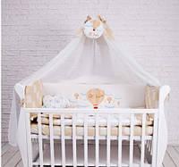 Детский постельный комплект Dckids  БК-011,бежевый