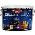 Sadolin CELCO TERRA 20(полуматовый)  (Садолин Селко Тера 20) лак для пола 2.5л