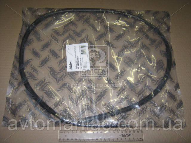 Трос ручного тормоза ручника VW CADDY II 96-04, L=1672/1125  Гарантия!