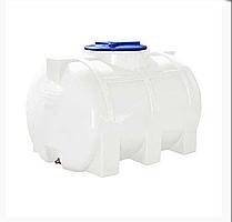 Пластиковая емкость 150 л Euro Plast RGО 150 горизонтальная, однослойная, Ø160 мм